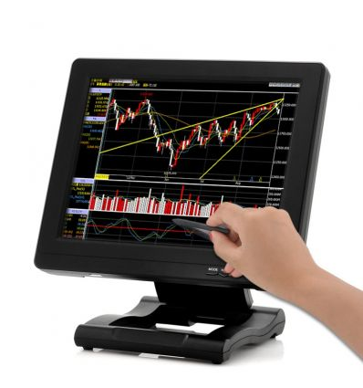 12.1 Inch TFT LCD Touch Screen Monitor IM-FQ-E271 TV, Audio &