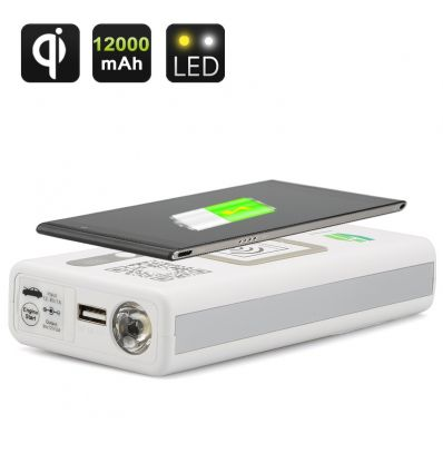 Multi-Functional Portable Power Bank IM-AAV-G704 DIY & Auto