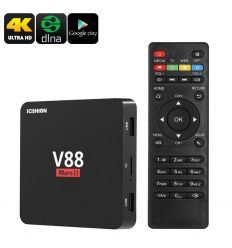 Scishion V88 Mars 2 TV Box - 8GB / 2GB