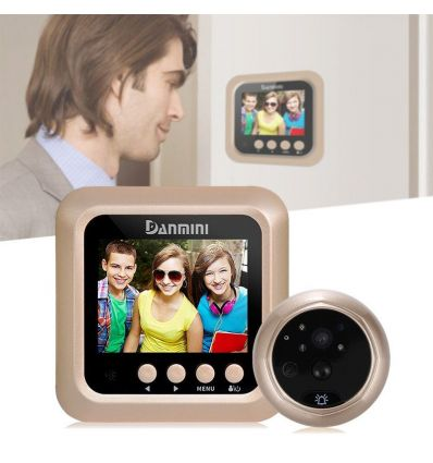 Peephole Camera IM-AGN-J150 Security