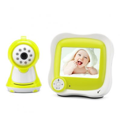 1/3 Inch CMOS Wireless Baby Monitor IM-XR-I464 Home & Office