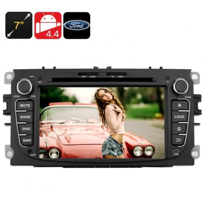 7 Inch Touchscreen Car DVD Player IM-VE-C400 DIY & Auto