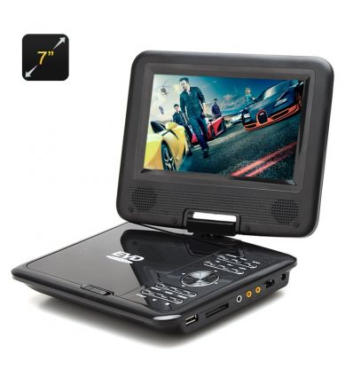 7 Inch Portable DVD Player TV, Audio & Video Products Product