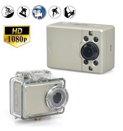 1080p Waterproof Sports Action Camera IM-ABO-DV104 Cameras &