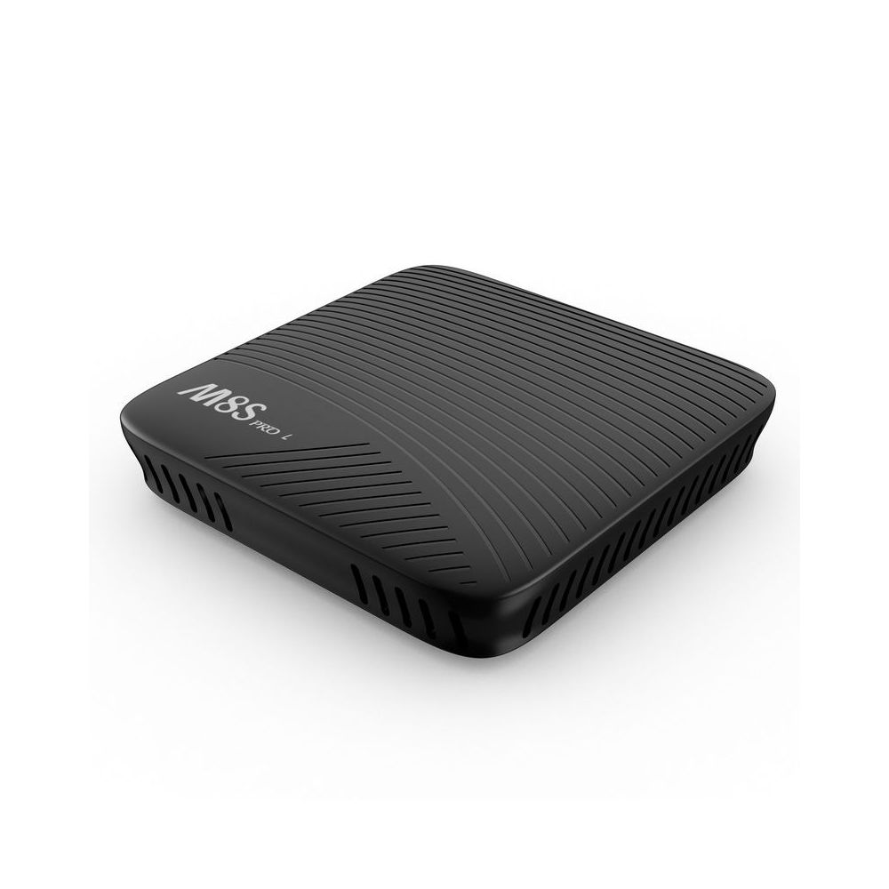 Mecool M8S Pro L Android TV Box - Octa Core CPU, 3GB RAM, Android