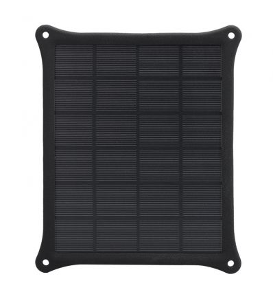 5W Portable Solar Panel Charger (Black) IM-AEK-S95-Black Phones