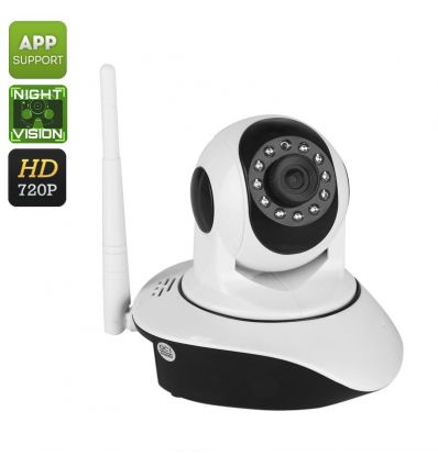 Indoor HD IP Camera