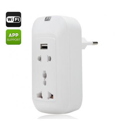 Wi-Fi Smart Wall Socket IM-PT-J110 Home & Office