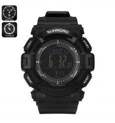 Sunroad Digital Sports Watch FR861 B