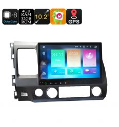 Honda 2 Din Car Media Player