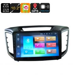One Din Car Stereo Hyundai IX25
