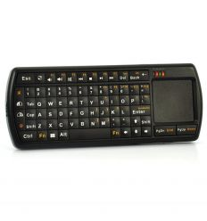Mini Wireless Keyboard with Touch Pad