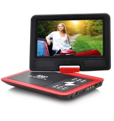 8.7 Inch LCD Portable DVD Player IM-ABC-E368 TV, Audio & Video