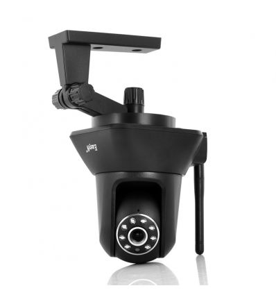 Plug And Play Pan + Tilt IP Camera - EasyN Cameras &
