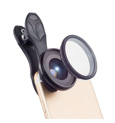2-In-1 Smartphone Lens Kit IM-AIA-F026 Cameras & Photography